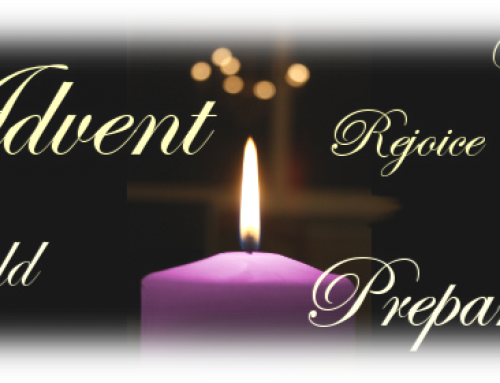 Advent Reflection–Thursday 8 December 2016