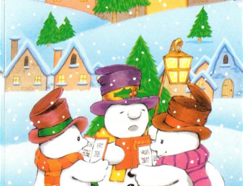Celebrating Christmas in Song – Friday 16 December 2016