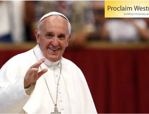 Essential Pope Francis – Monday, 26 February 2018